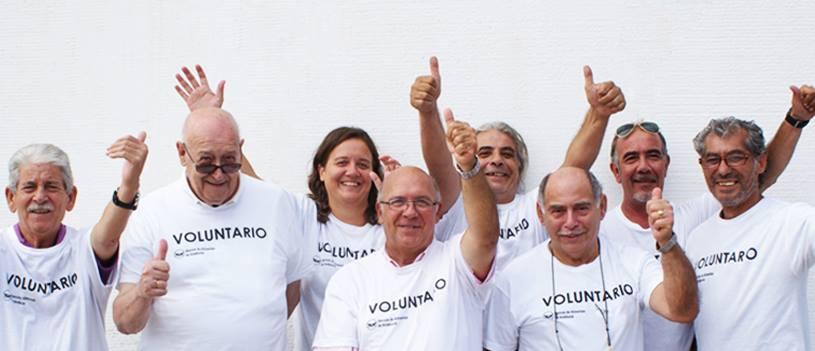Fundación Banco de Alimentos de Almería, parte del equipo.