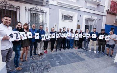 Acto de presentación IIedicion Tapa Solidaria Almeria