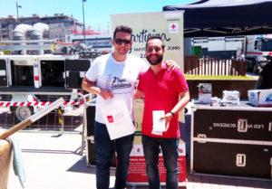 regalo-stdprinters-tapa-solidaria-almeria-carrera-xv-popular-cruz-roja-almeria-loscazadores-de-sonrisas