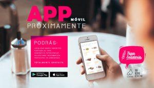 app-tapa-solidaria-ruta-de-tapas-almeria-los-cazadores-de-sonrisas