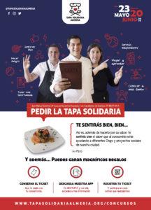donde-tapear-en-almeria-la-encina-tapa-solidaria-almeria