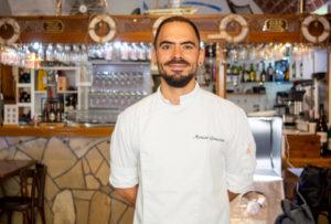 Manuel cocinero de El Jurelico