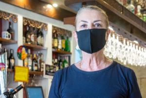 Francisca Chef y propietaria del Restaurante la Encina