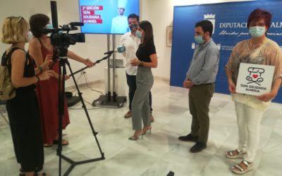 comienza la V Tapa Solidaria de Almería