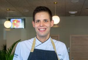 Daniel Muñoz Cheff de travieso restaurante